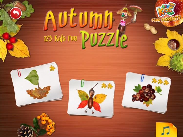 Montessori Preschool Scrapbook Puzzle 123 Kids Fun screenshot-4