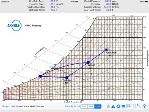 HVAC Psychrometric Chart | App Price Drops