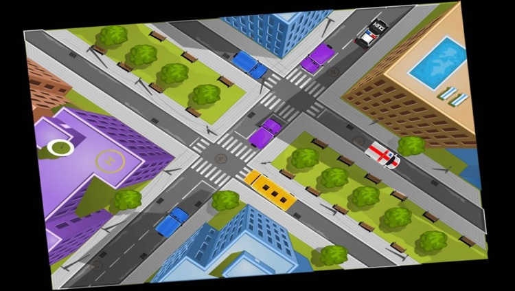 Traffic Frenzy (Free) screenshot-4