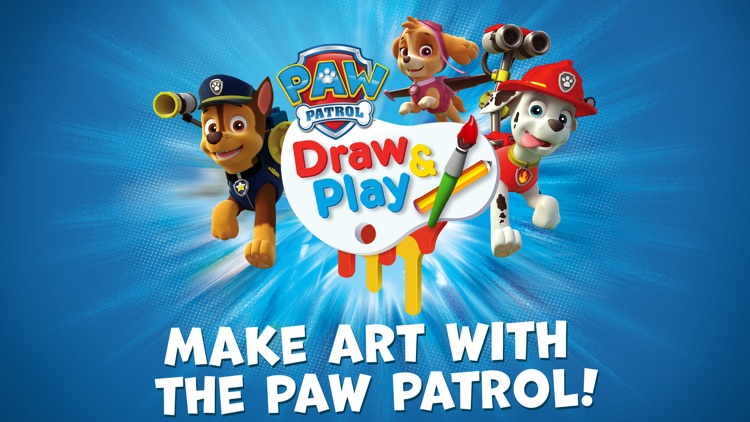 PAW Patrol Draw & Play screenshot-0