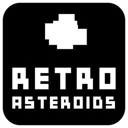 Retro Asteroids