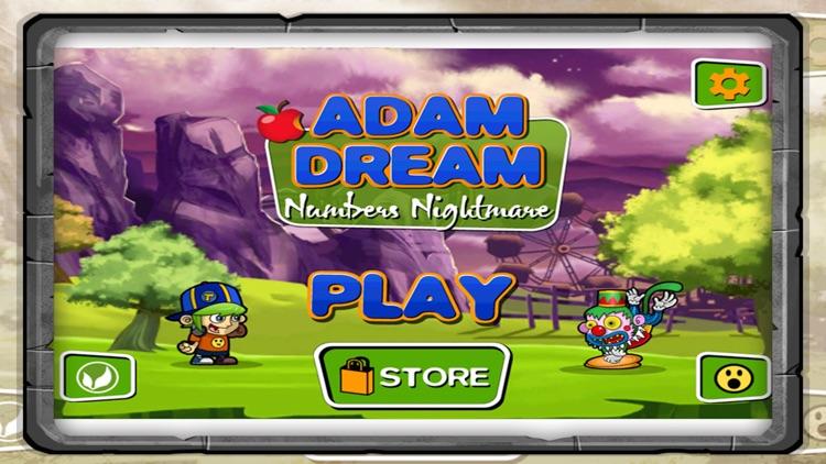 Adam Dream : Numbers Nightmare