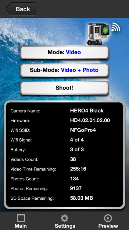 QuickPro Training + Controller for GoPro  Hero 4 Black screenshot-3