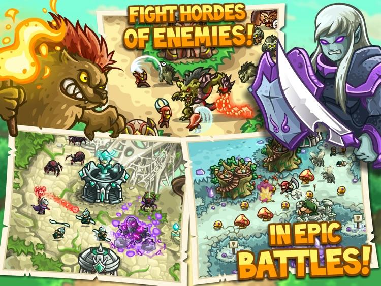 Kingdom Rush Origins HD screenshot-3