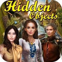 Hidden Objects - Free Friend Games