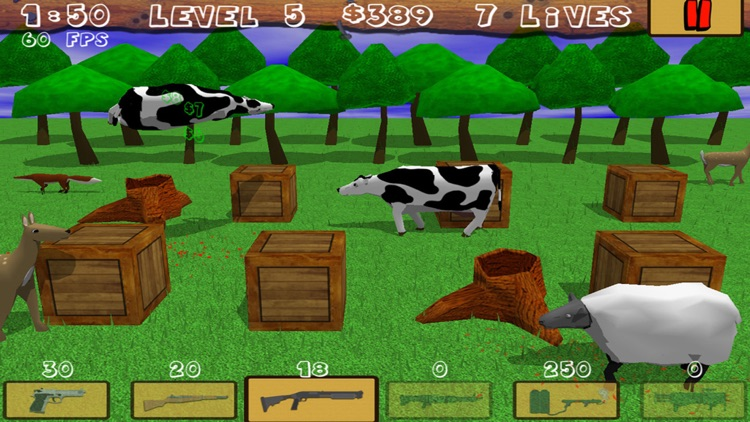 Barnyard Blaster screenshot-0