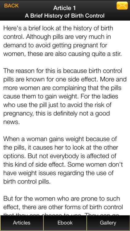 Birth Control Guide - Everything You Need To Know About Birth Control screenshot-4
