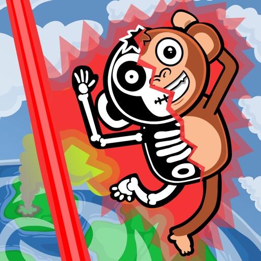 Rage Quit Monkey: Laser Maze