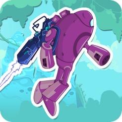 Adventure Robots – Robot Rumble in the Jungle