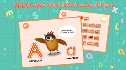 ABCs alphabet tracing... screenshot1