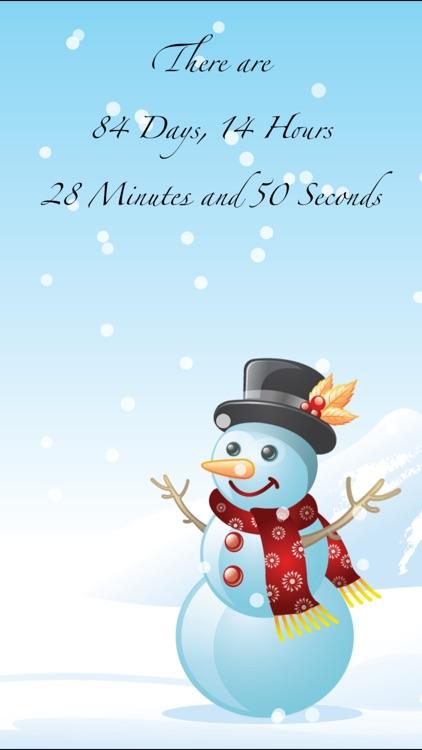 Christmas Countdown screenshot-0