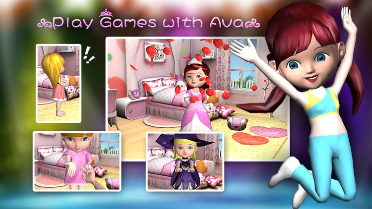 Ava the 3D Doll screenshot-4