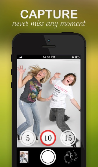 Camera Timer - Free self photo shoot app