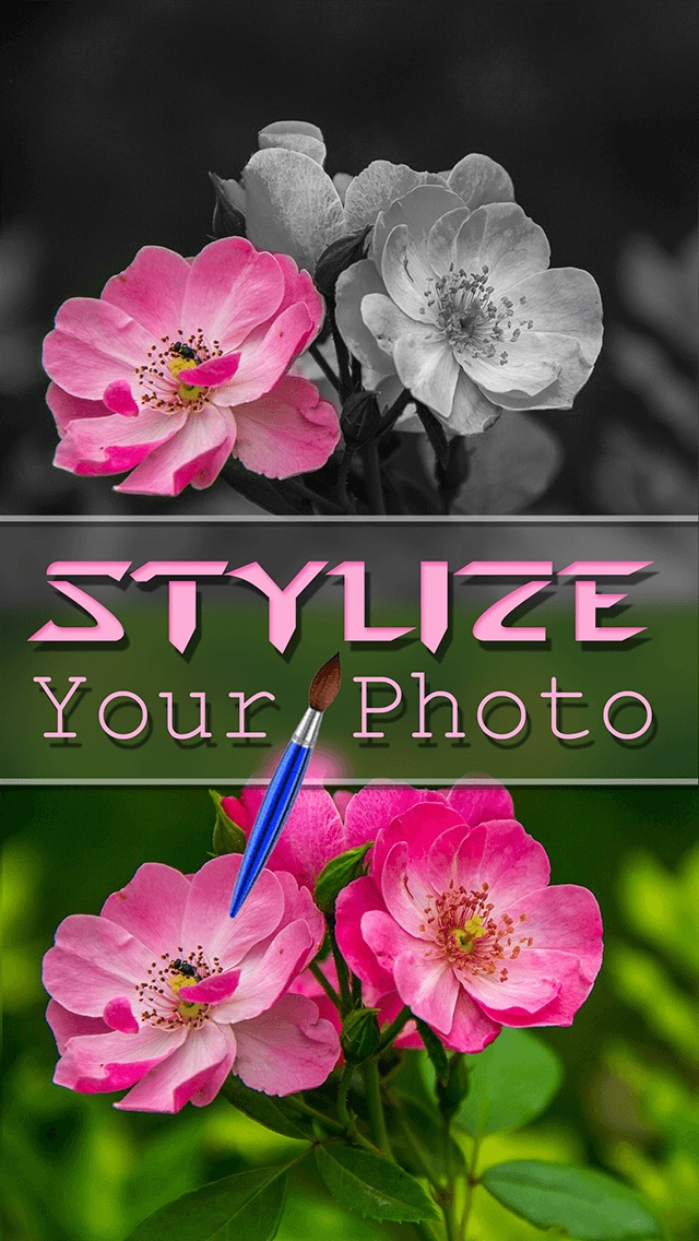 Stylize Your Photo Pro - cool picture editing effects-0
