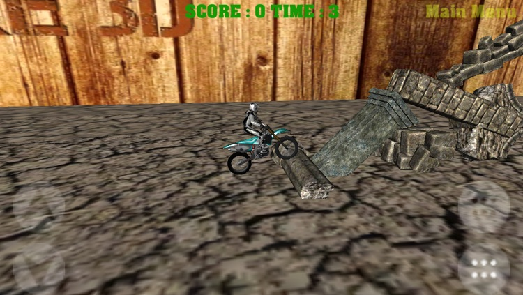 Rock Biker 3D