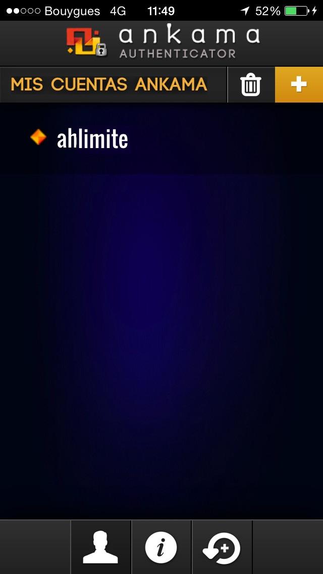 Ankama AuthenticatorCaptura de pantalla de3