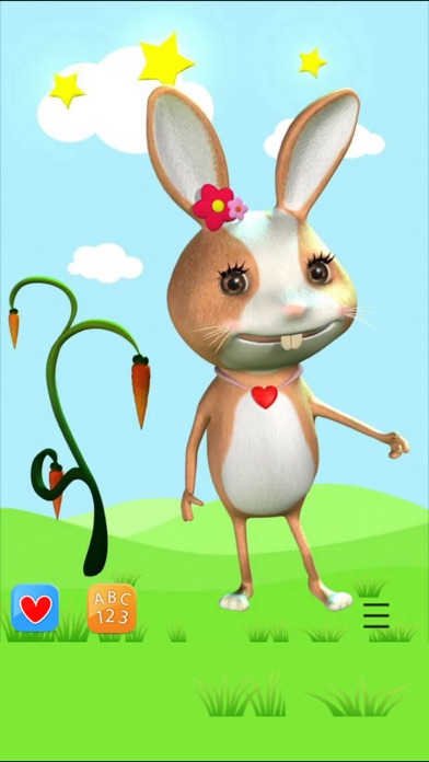 会話うさぎ - Talking Rabbit ABCのおすすめ画像2
