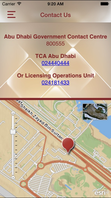 Abu Dhabi Tourism e-Licensing screenshot-3