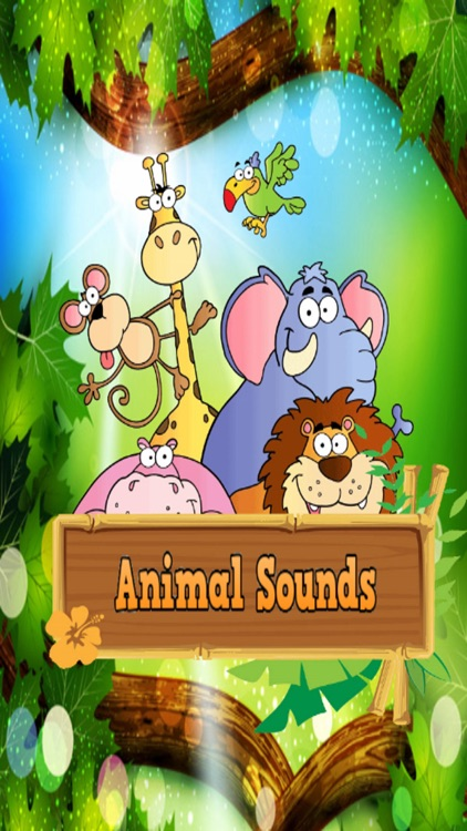 Animal sounds for kids free