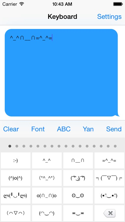 Fancy Fonts - Cool New Font for Messenger