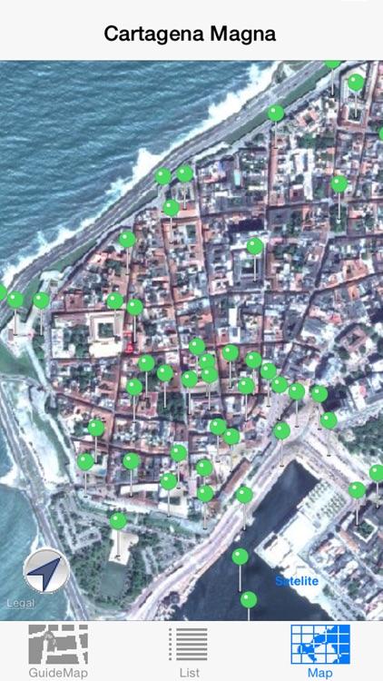 Cartagena Magna English screenshot-4