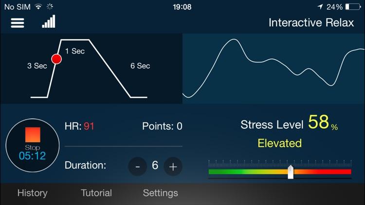 Serenita - Stress & Anxiety screenshot-0
