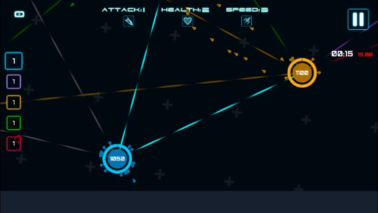 Galaxy Wars - Ice Empire screenshot-3