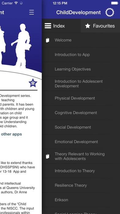 Understanding Child Development for 13-18 years screenshot three