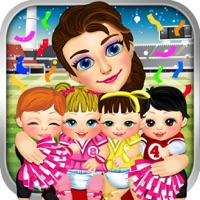 Codes for Cheerleader Mommy's Baby Doctor Salon - Makeup Spa Prom Games for Girls! Hack