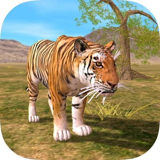 Tiger Adventure 3D Simulator iOS App