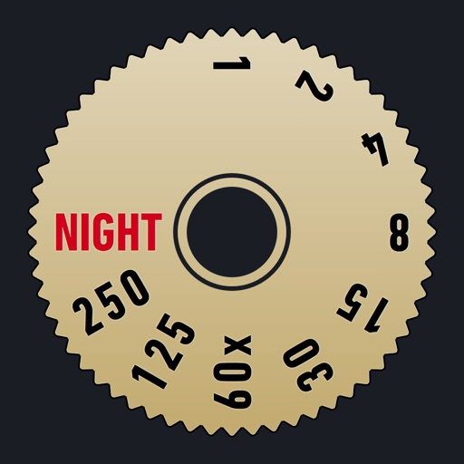Night Cam - Low Light Photo Camera