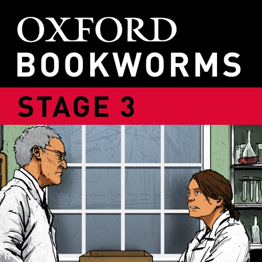 Chemical Secret: Oxford Bookworms Stage 3 Reader (for iPad)