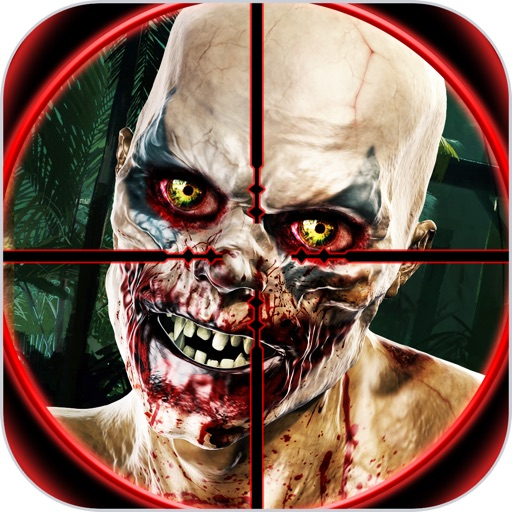 Forest Zombie Hunting 3D icon