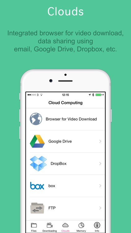 Video Player and  Document Manager PRO, Watch Videos Online and Offline screenshot-3