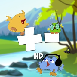 Add & Subtract with Springbird HD - Basic math game for kids