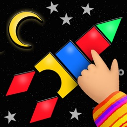 Creative Shapes: Puzzles for Kids