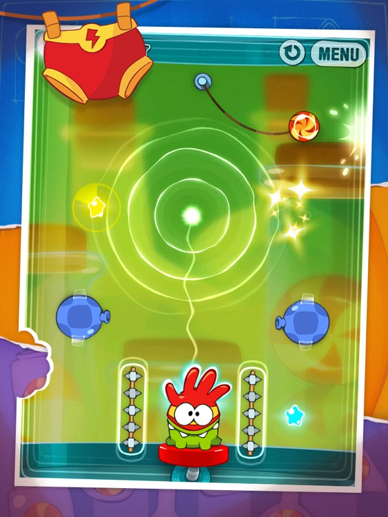 Cut the Rope: Experiments HD screenshot-3