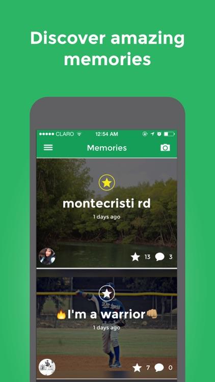 memmo - share photos and videos