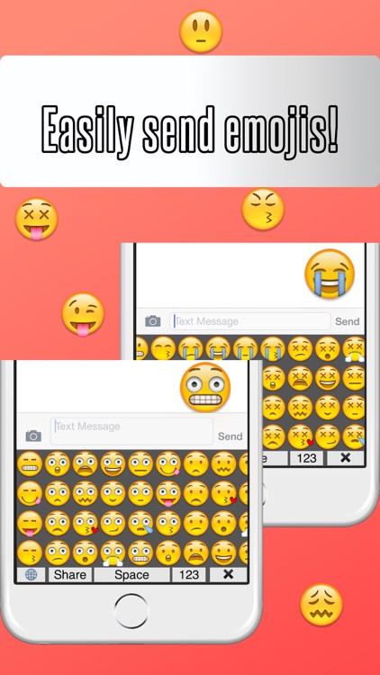 Many Emojis - Best Emoji Keyboard With Extra and New Emojis