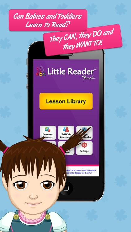 Little Reader Touch screenshot-0