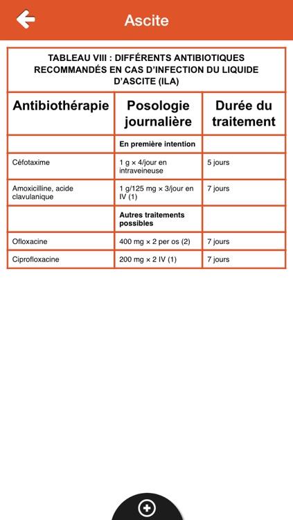 Diagnostics & thérapeutique screenshot-4