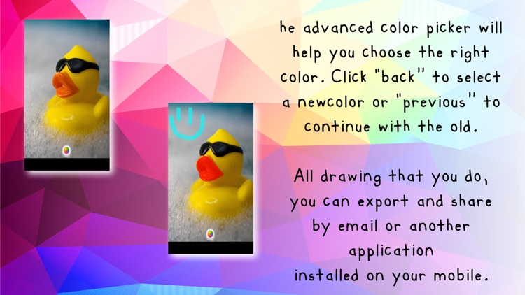 Paint On Photos Kids screenshot-3