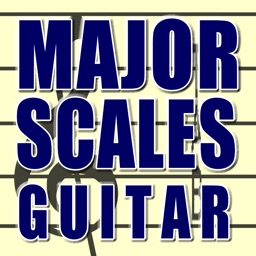 Major Scales Guitar