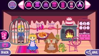 My Fairy Tale - Doll House Design & Decoration Game for KidsCaptura de pantalla de5