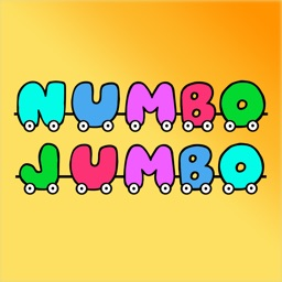 Numbo Jumbo- Jumble game with numbers and alphabet