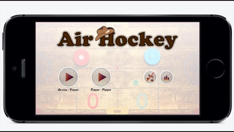 Air Hockey - Western