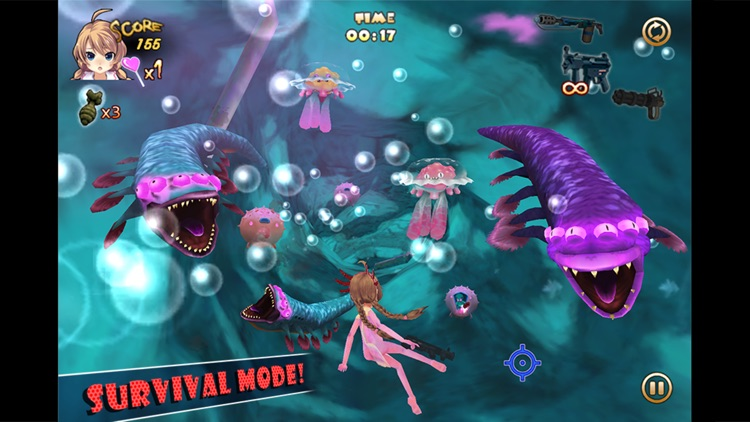 Zombie Panic in Wonderland Plus screenshot-0
