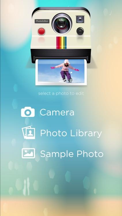 Photo Editor Pro: free image editor screenshot-3