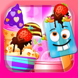 Awesome Candy Ice-Cream Maker - Make A Sweet Frozen Dessert (Cooking Game For Kids) Free