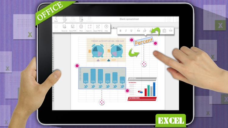 Office Productivity Suite - for Microsoft Office Word, Excel, PowerPoint edition screenshot-3